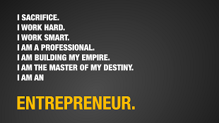 entrepenuer what it takes You have an epic idea now what the real challenge for any entrepreneur isn't getting started it's staying in business yes, you can be successful as an entrepreneur but it won't be easy it has never been easy to start and run a successful company startups are always hard but if you don't.